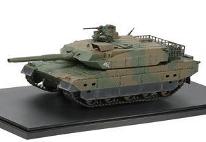 陸上自衛隊 10式戦車 富士教導団 戦車教導隊 第1中隊所属車輌 (完成品)