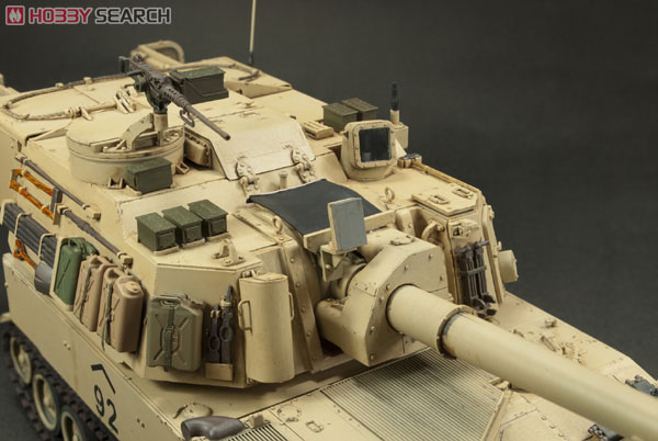 M109A6 パラディン 自走榴弾砲 (プラモデル)