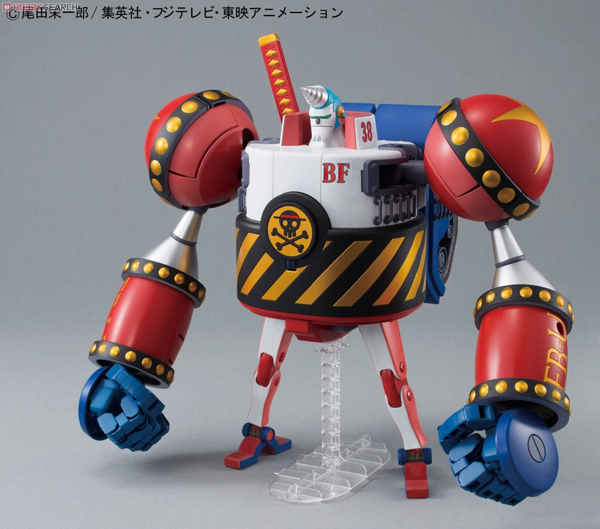 [close] General Franky (Plastic model) Item picture7