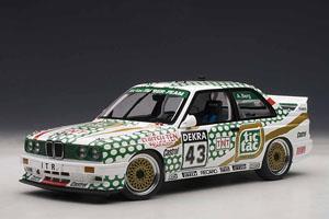 BMW M3 (E30) DTM 1991 #43 `TIC TAC` (アレン・バーグ) (ミニカー)
