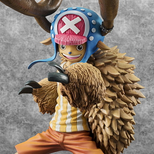 Excellent Model Portrait.Of.Pirates One Piece `MAS` Tony Tony Chopper Horn Point (PVC Figure)