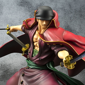 Excellent Model Portrait.Of.Pirates One Piece Series `Edition-Z` Roronoa Zoro (PVC Figure)