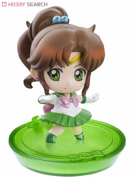 Petit Chara! Series Sailor Moon Puchi to oshiokiyo 6 pieces (PVC Figure) Item picture7