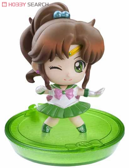 Petit Chara! Series Sailor Moon Puchi to oshiokiyo 6 pieces (PVC Figure) Item picture8