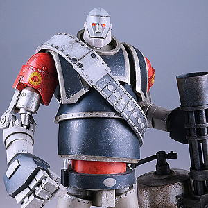 Team Fortress 2: Red Robot Heavy Red (Completed