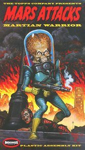Mars Attacks! (Plastic model)