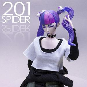 Original Effect - 1/6 Scale Nightmare theme suit Spider Girl (Fashion Doll)