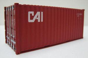 OO) 20ftコンテナ (CAI) (鉄道模型) - ホビーサーチ 鉄道模型 HO・Z