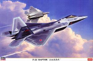 F-22 ラプター `航空自衛隊` (プラモデル)