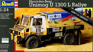 Unimog U1300L Rallye `Limited Production` (Model Car)