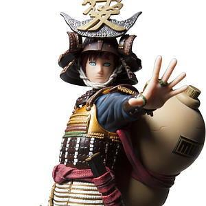 Ultimate Modeling Collection Figure Sabaku no Gara -Naoe Kanetsugu- (PVC Figure)