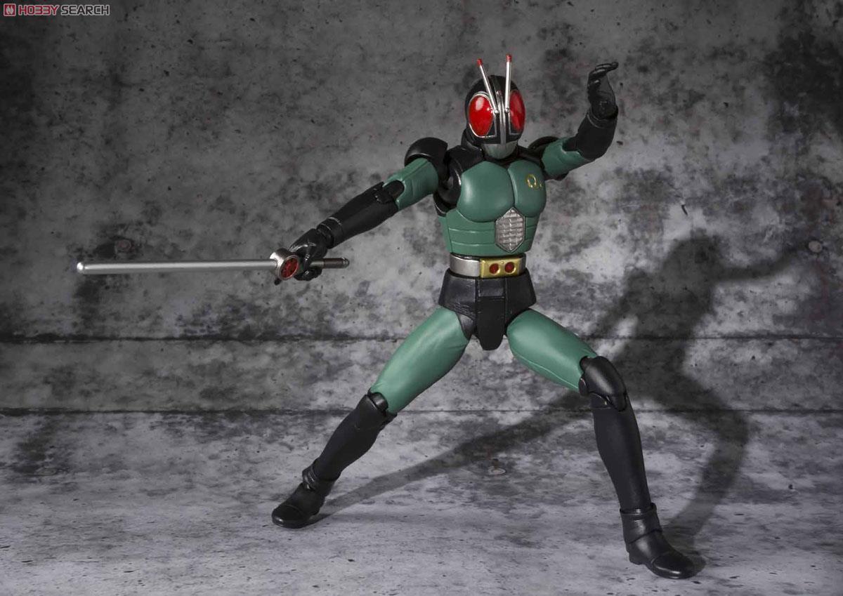 S.H.Figuarts Kamen Rider Black RX (Completed) Item picture3