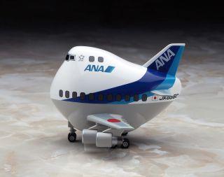 Hasegawa egg airplane ANA BOEING 747-400D EGGPLANE SERIES 60505