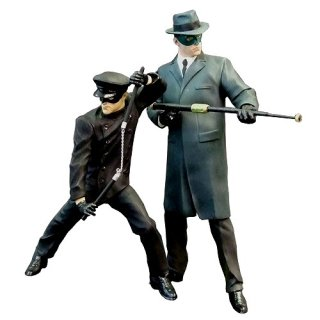 The Green Hornet and Kato Collectors Box Set by Sideshow