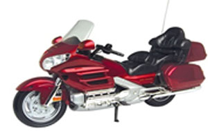 HONDA GOLD WING (Dark Red) (ミニカー)