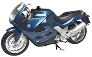 BMW K1200RS (navy) (ミニカー)