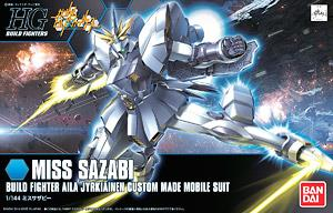 Miss Sazabi (HGBF) (Gundam Model Kits)