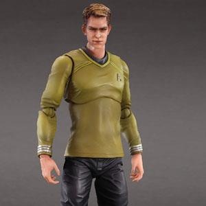Star Trek Play Arts Kai James Tiberius Kirk (PVC Figure)
