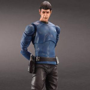 Star Trek Play Arts Kai Spock (PVC Figure)