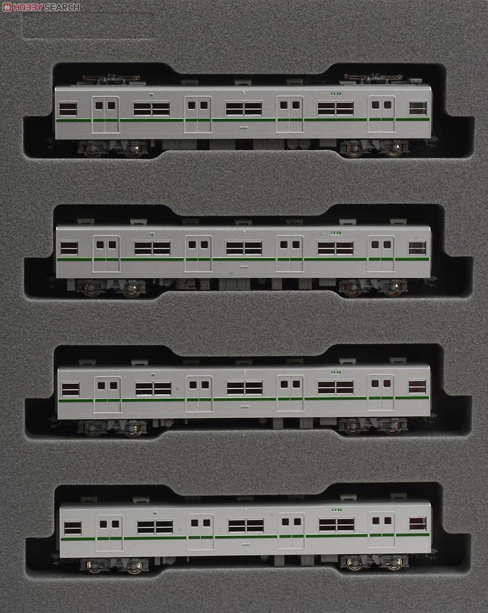 Eidan Chikatetsu Series 6000 Chiyoda Subway Line (Add-On 4-Car Set) (Model Train) Item picture1