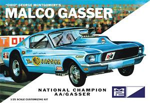 Ohio George Malco Gasser 1967 Mustang Parts Forming Color Blue