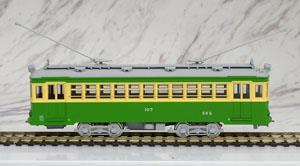 16番 江ノ島電鉄 100形 `107号車` (トロリーポール仕様)