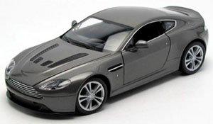 アストンマーチン V12 ヴァンテージ 2010 (シルバー) (ミニカー)