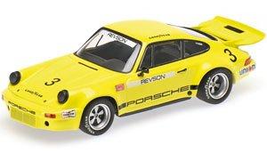 ポルシェ 911 IROC RSR 2.8 PETER REVSON RIVERSIDE IROC 1 1973 (ミニカー)