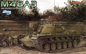 アメリカ陸軍 M48A3 パットン (プラモデル)