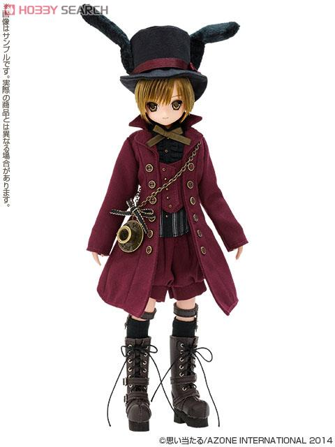 [close] EX Cute Family [Alice`s Tea Party March] Hatter/Aoto *Secondary Production (Fashion Doll) Item picture2