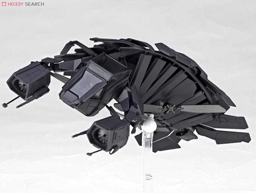 SCI-FI Revoltech Series No.051 The Bat (Completed) Item picture7