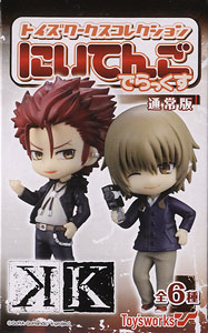 Toys Works Collection 2.5 Deluxe K 6 pieces (PVC Figure)