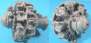P&W R-2800 C Double Wasp Engine P-47 Thunderbolt etc