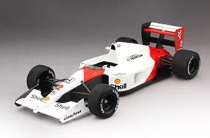 マクラーレン MP4/6 #2 1991 日本GP Winner ゲルハルト・ベルガー