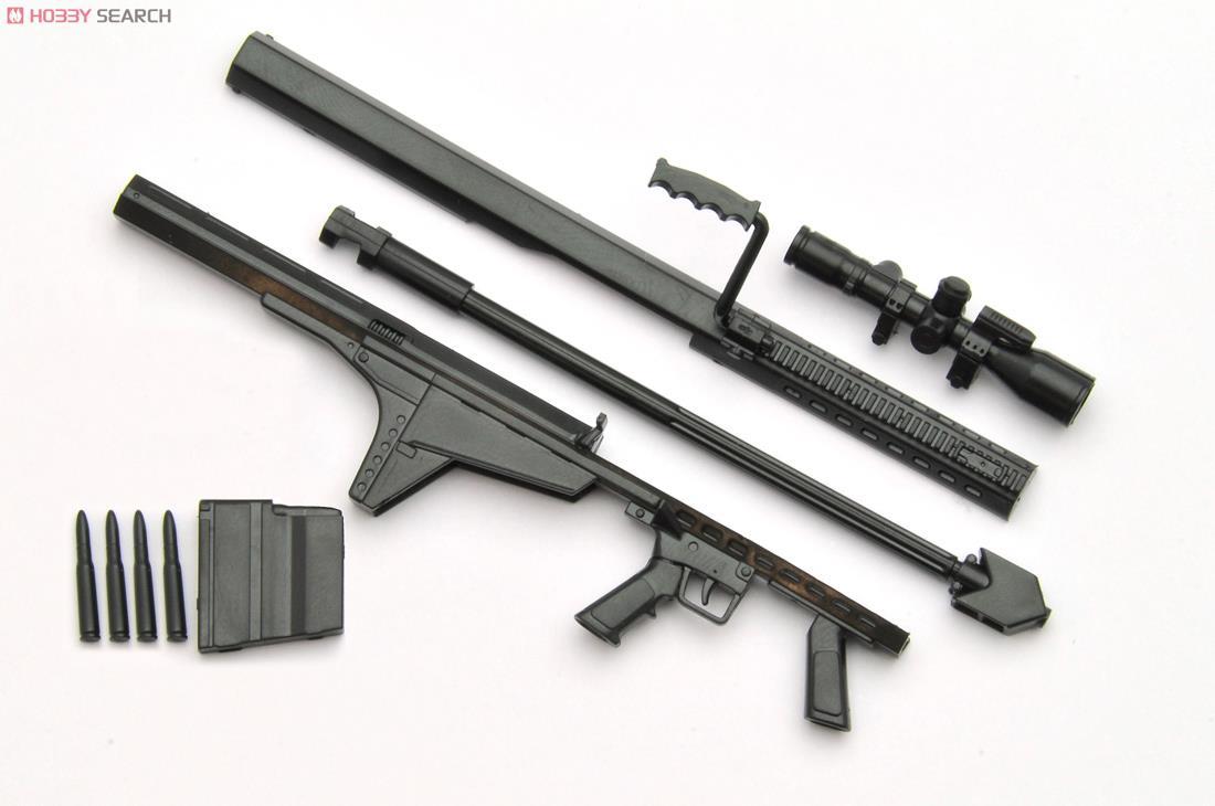 1/12 Little Armory (LA004) M82A2タイプ (組み立てキット) (プラモデル)