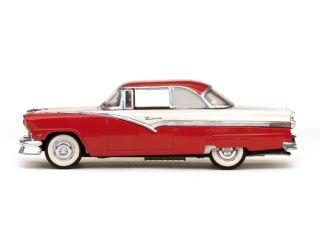 FORD Fairlane ROSSO-BIANCO 1956 1:43 Vitesse modello di auto 36273