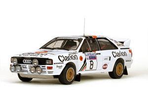 Audi Quattro nº 8 RAC Rally 1985