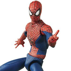 MAFEX No.004 Mafex Spider-Man (The Amazing Spider-Man 2) DX Set (Completed)