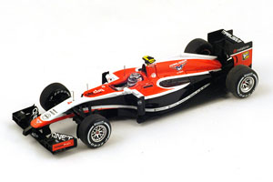 Marussia MR03 2014 #4 (ミニカー)