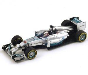 Mercedes F1 W05 2014 #44 (ミニカー)