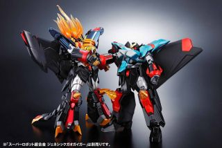 FROM JAPAN Bonus attached Super Robot Chogokin The King of Braves GaoGaiGar...