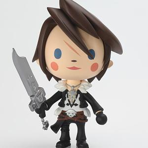 Theatrhythm Final Fantasy STATIC ARTS mini Squall Leonhart (PVC Figure)