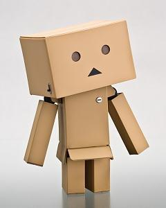 Yotsuba Three-dimensional Project Revoltech Danboard Original (Plain) (PVC Figure)