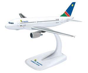 A319 ナミビア航空 (スタンド仕様・ランディングギアなし) (完成品飛行機) 通販 - ホビーサーチ 飛行機他完成品