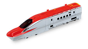 Deformation Shinkansen! Megadeka Series E6 Station (Plarail)