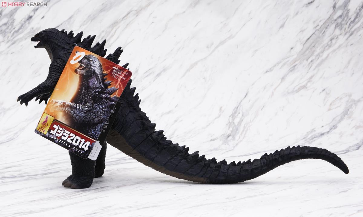 Movie Monster Series Godzilla 2014 Character Toy Item