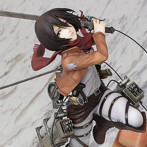 Attack on Titan Mikasa Ackerman (PVC Figure)