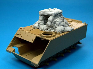 Sand Armor for IDF M113 APC (heavy set) (Plastic model)