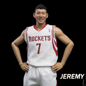 リアルマスターピース コレクティブル フィギュア/ NBAコレクション: ジェレミー・リン RM-1047 (完成品)