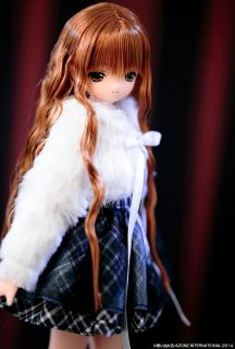 Doll AZONE Ex Cute 10th Best Selection Lien Angelic sighII Nomal mouth ver
